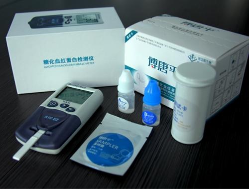 糖化血红蛋白检测仪